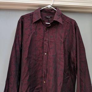 Men's long sleeved shirt